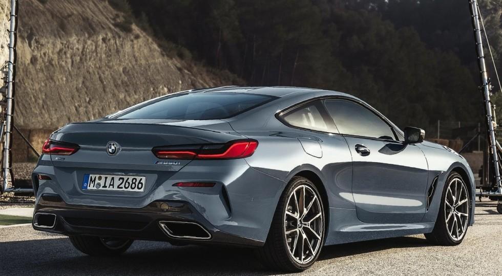 Новое роскошное купе BMW 8-й серии оценили почти в 7 млн рублей