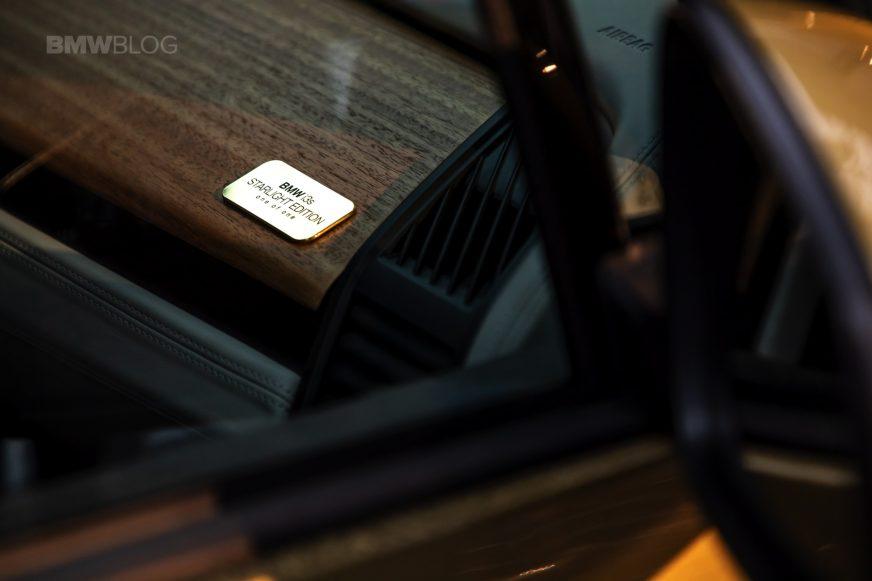 Модели BMW i3 и BMW i8 получили золотое напыление