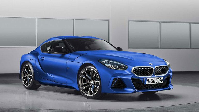 Новый BMW Z4 2020 модельного года показали на рендере в Сети