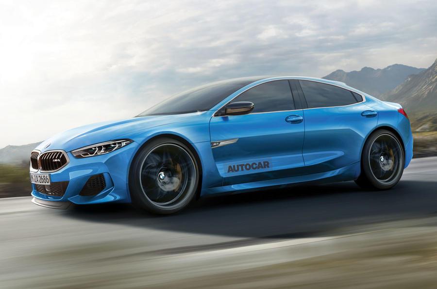 Модели BMW M3 и BMW M4 получат новый двигатель