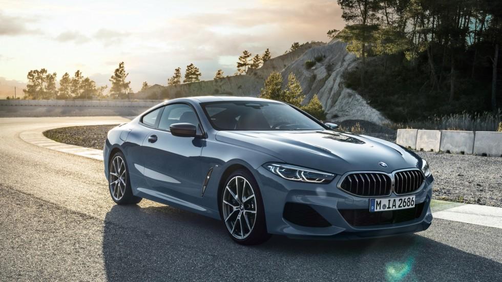 Новое роскошное купе BMW 8-Series оценили в РФ в 6 600 000 рублей