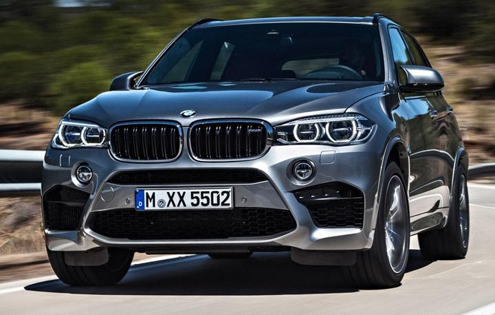 BMW X5 возглавил ТОП-10 самых популярных премиальных авто в Москве