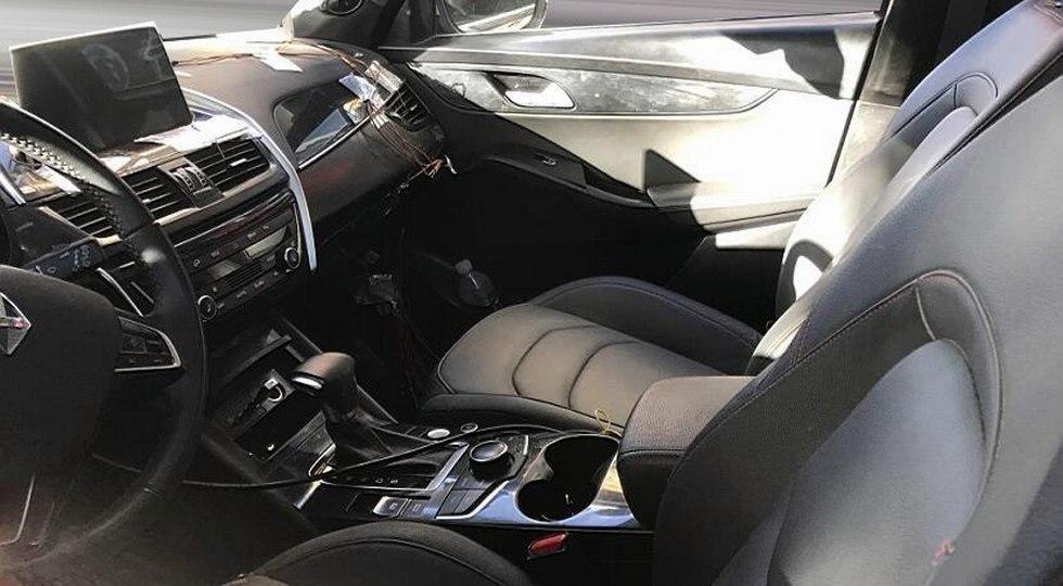 В Сети появились фото салона серийного кросс-купе Borgward BX6