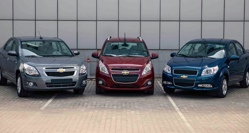 Chevrolet вновь начал продавать в РФ бюджетные модели