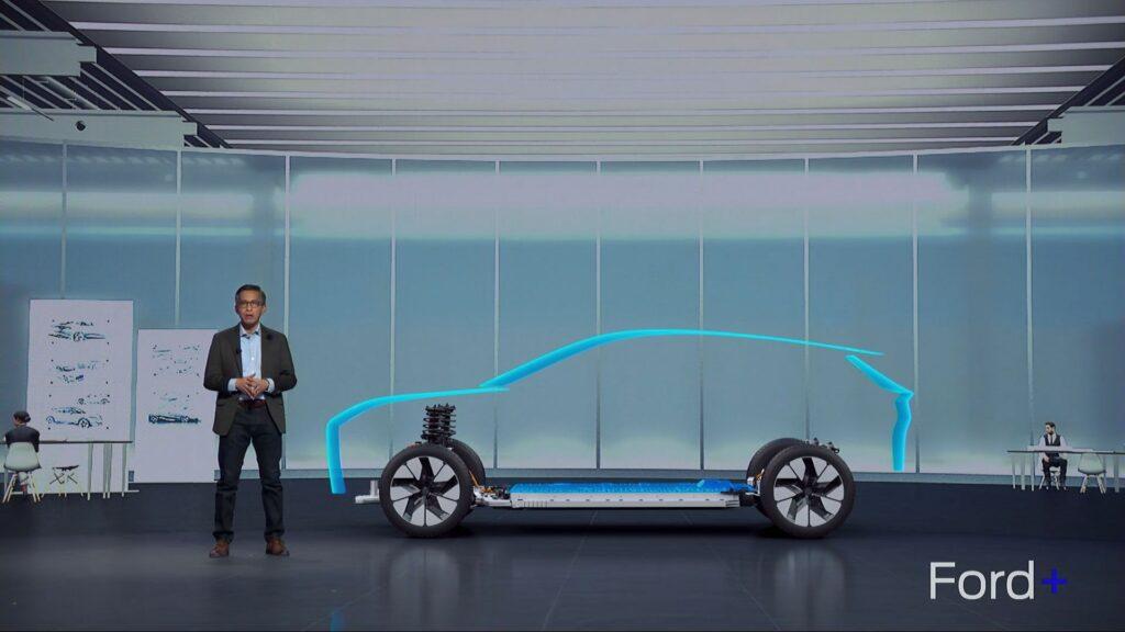 Ford выпустит несколько полностью электрических вседорожников