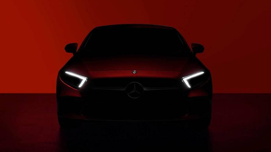 Mercedes-Benz анонсировал обновленную версию купе CLS