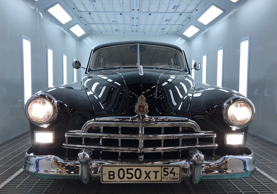 ГАЗ-12 ЗИМ с мотором Nissan за 20 млн снова выставлен на продажу