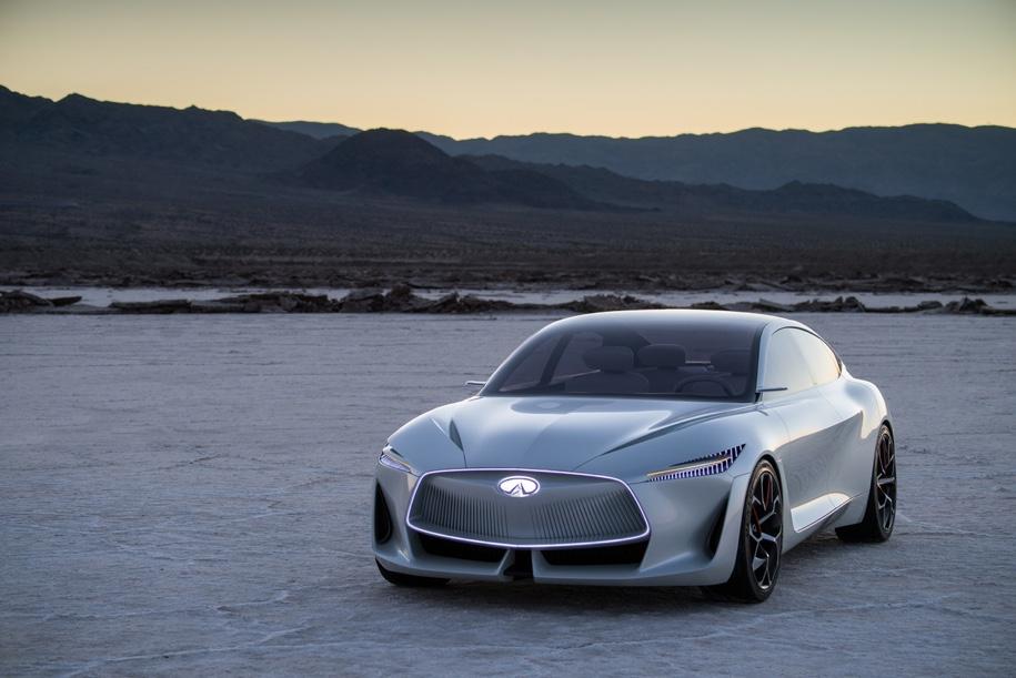 Infiniti разрабатывает новую платформу для электромобилей