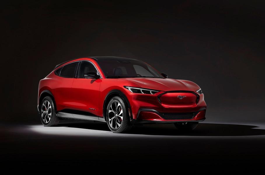 Ford отложил запуск нового Ford Bronco и Mustang Mach-E