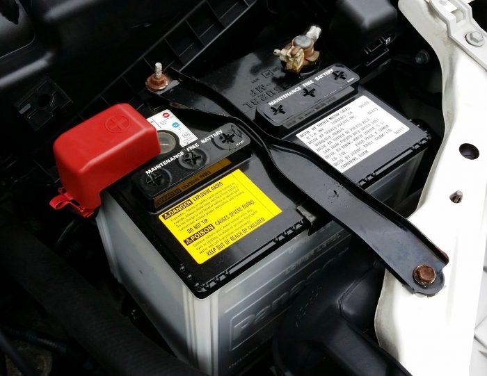 Новый аккумулятор для автомобиля