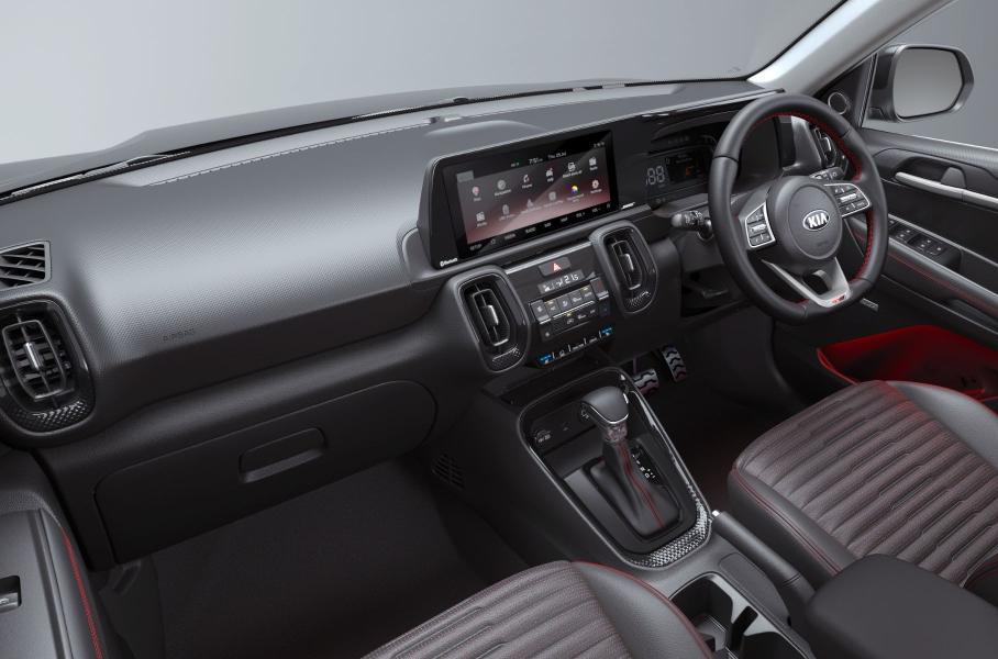 Новый компактный кроссовер Kia Sonet презентован потребителям