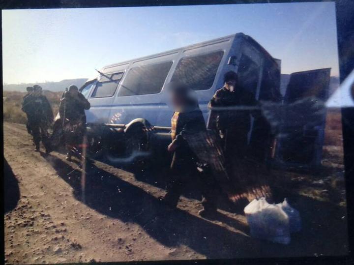 Три человека получили травмы в ДТП маршрутки и грузовика в Улан-Удэ