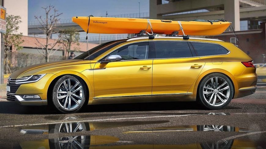 Volkswagen Arteon станет большим семейным универсалом