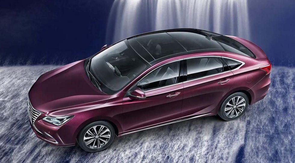 Changan представил новый седан Changan Raeton CC