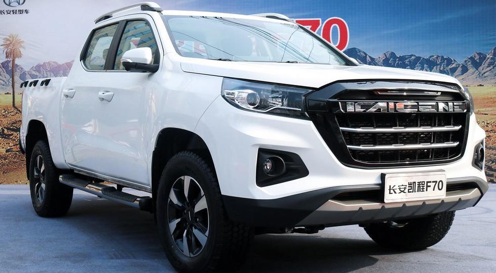 Новый пикап Peugeot появится благодаря китайцам
