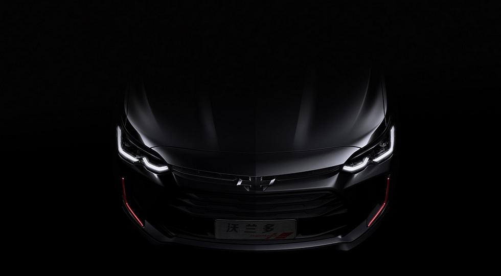 Chevrolet представит совершенно новую модель кроссовера Wolanduo