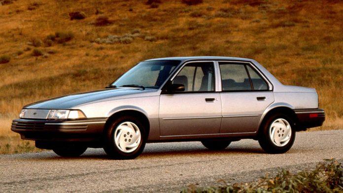 Компания Chevrolet может возродить модель Cavalier