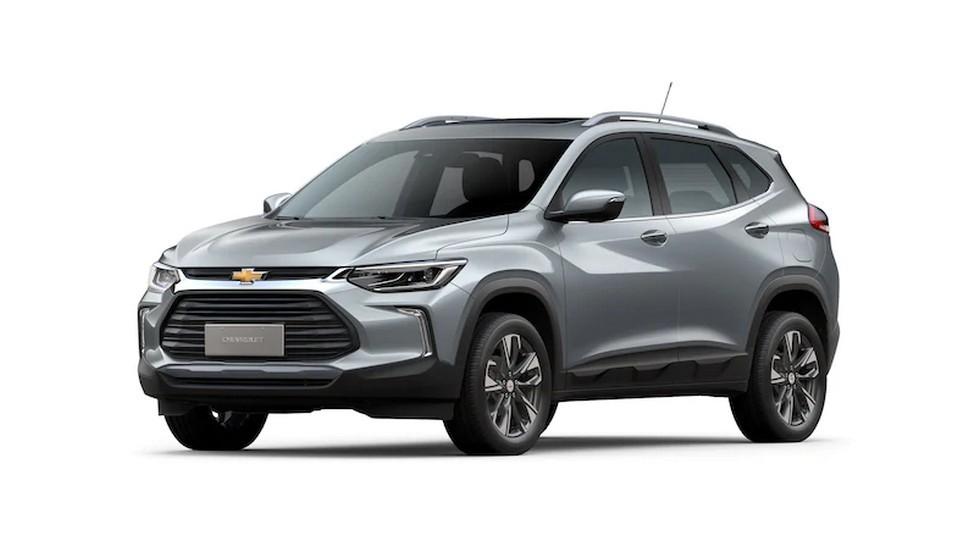 Рассекретили бразильскую версию Chevrolet Tracker
