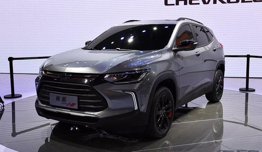 GM полностью рассекретил Chevrolet Tracker нового поколения
