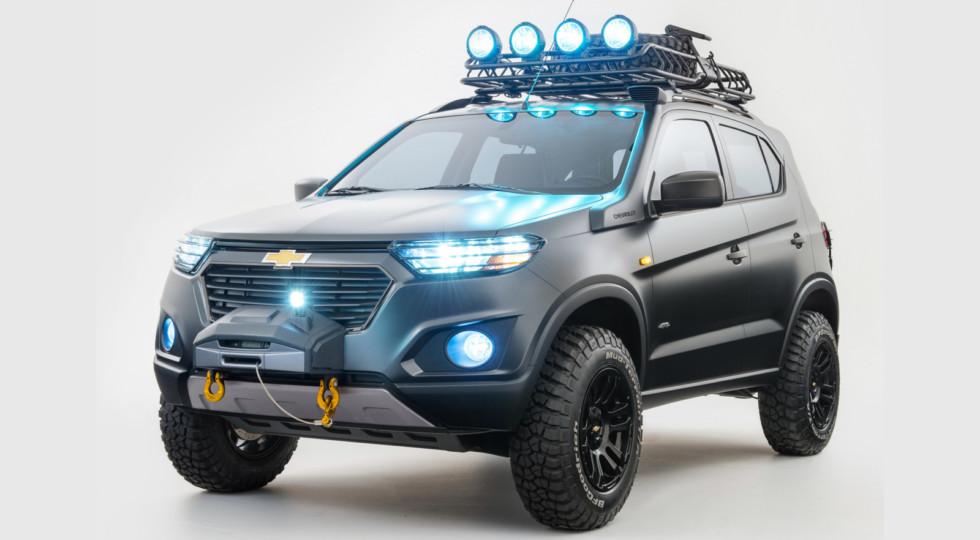 В «GM-АвтоВАЗ» просрочили продление всех патентов на Chevrolet Niva II