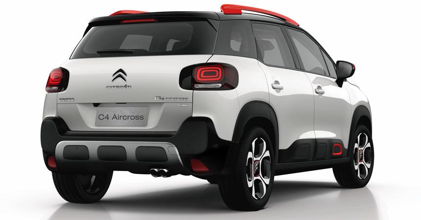 Citroen официально анонсировала кроссовер Citroen C4 Aircross