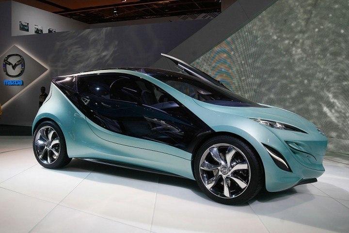 Первый электромобиль Mazda появится уже в 2020 году