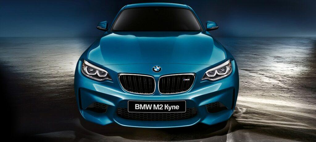 BMW покажет экстремальную версию купе BMW M2 Competition в апреле