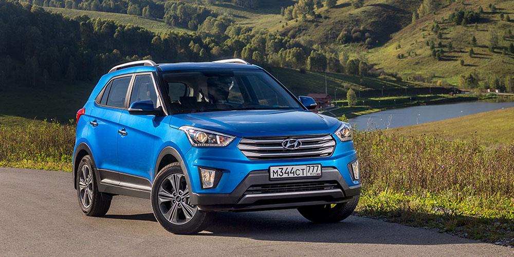 Hyundai в 2017 году намерен увеличить продажи авто в РФ на 10%