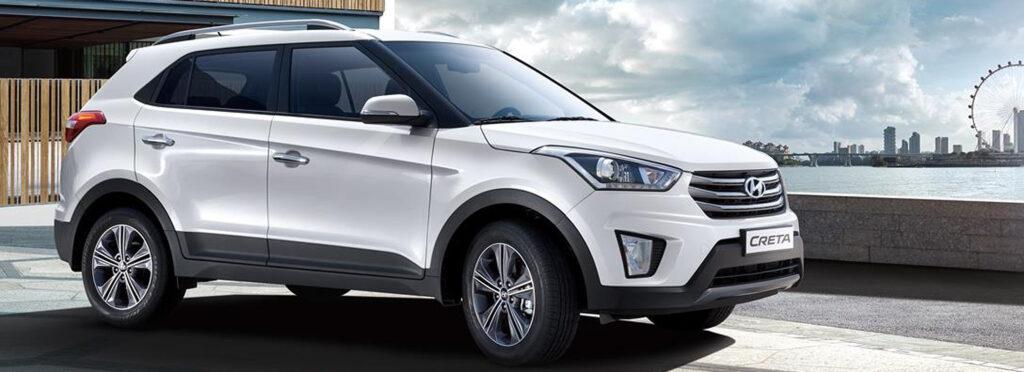 Более 80 000 кроссоверов Creta в России продала Hyundai