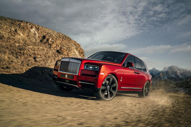 Rolls-Royce сертифицировал для продаж в РФ самый мощный Cullinan