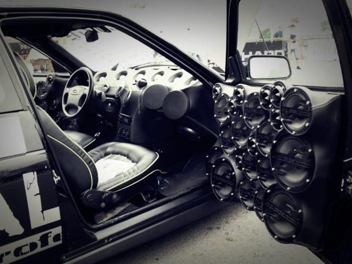 Автозвук и его установка