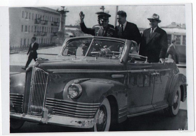 Россиянин продает «машину Гагарина» за 17 млн рублей