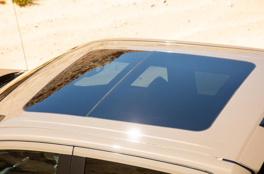 Пикап Nissan Titan обновился и стал мощнее
