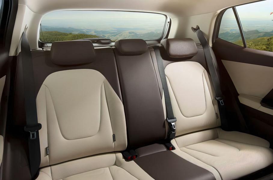 Hyundai представила для бразильскую версию кроссовера Creta второго поколения