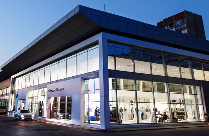 Volkswagen в Санкт-Петербурге открыла новый цифровой шоу-рум