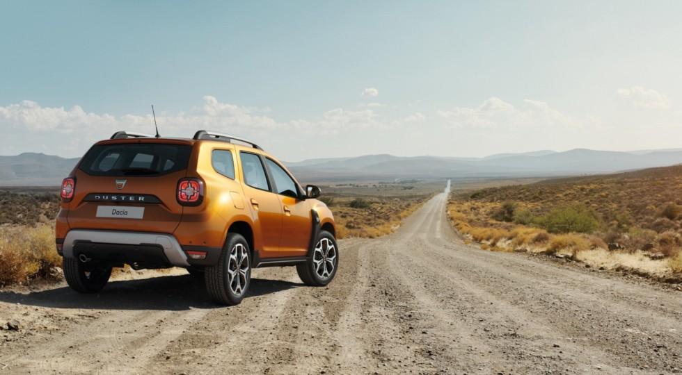 Названы цены на Renault Duster нового поколения