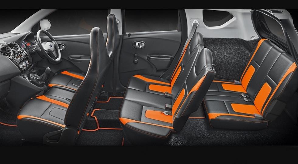 Datsun представила новые спецверсии моделей GO и GO+