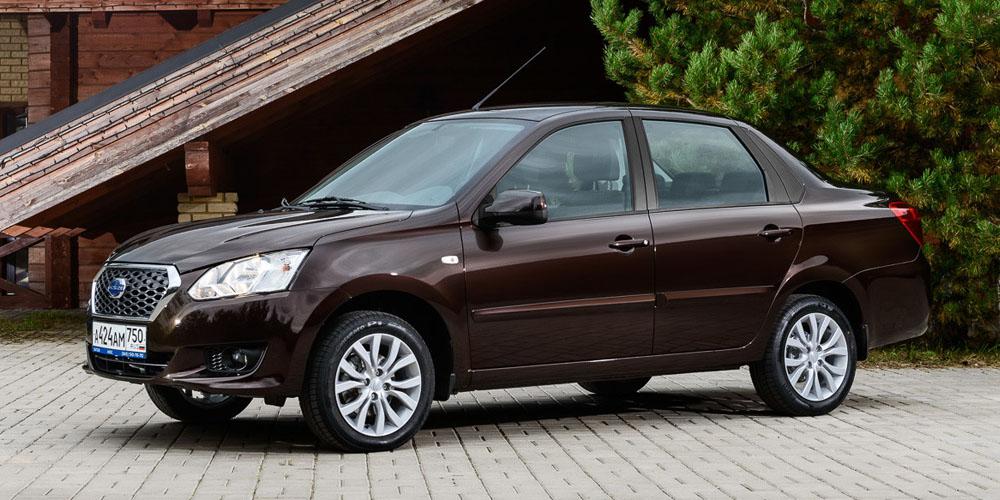 В ТОП-25 российских бестселлеров в марте вошел Datsun on-DO
