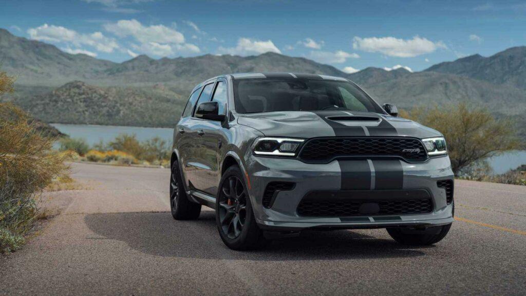 Dodge представила самый мощный в мире серийный внедорожник