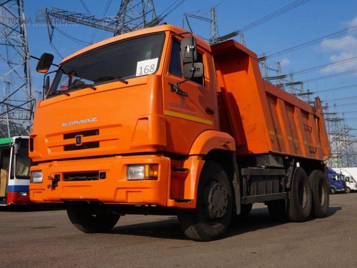 Основные причины популярности КАМАЗ 65115