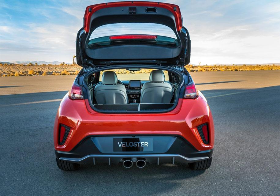 Хэтчбек Hyundai Veloster получил спортивную версию Veloster N