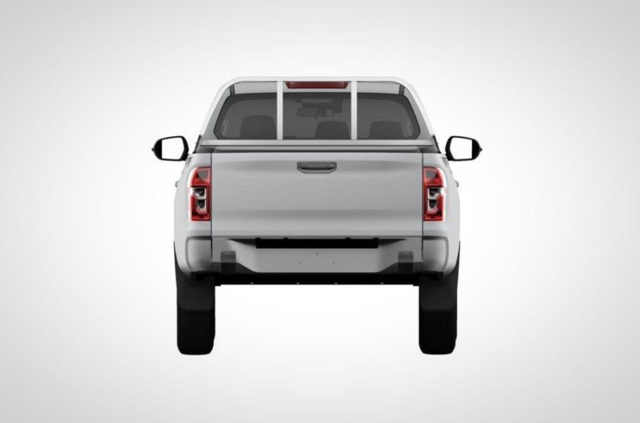 Патентные изображения пикапа Peugeot Landtrek появились в базе Роспатента
