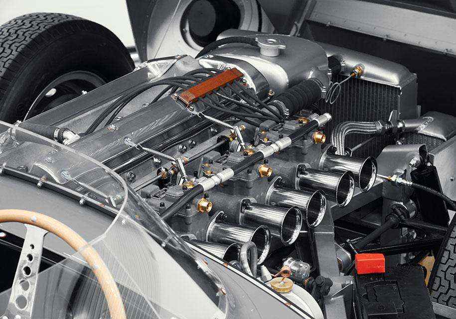 Jaguar выпустит 25 легендарных спорткаров D-Type 1956 года