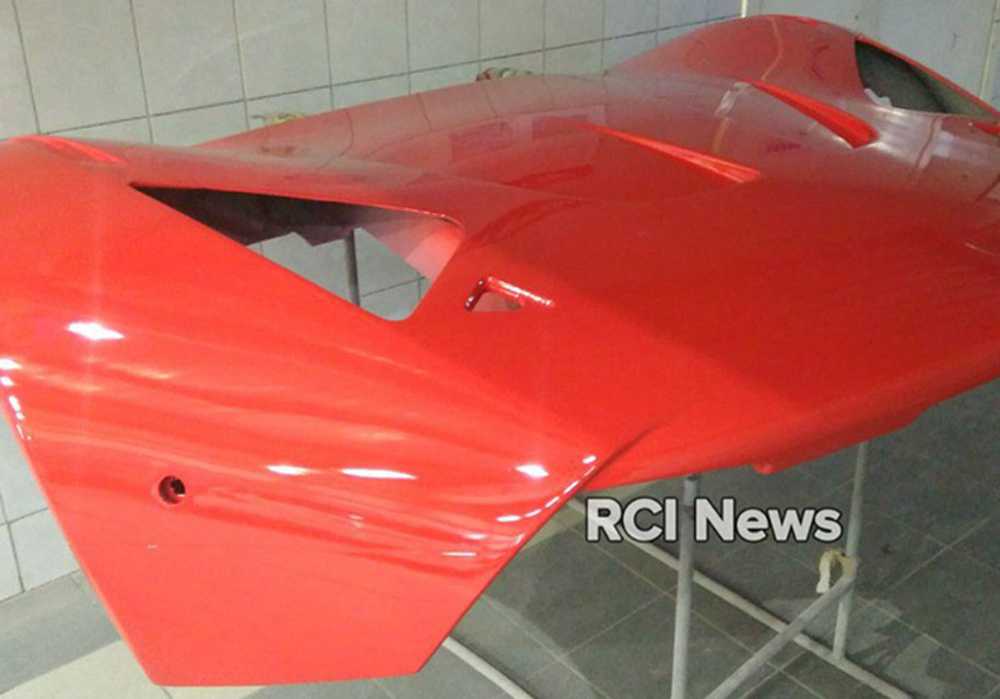 В Сети появились первые фото восстановленных спорткаров Marussia