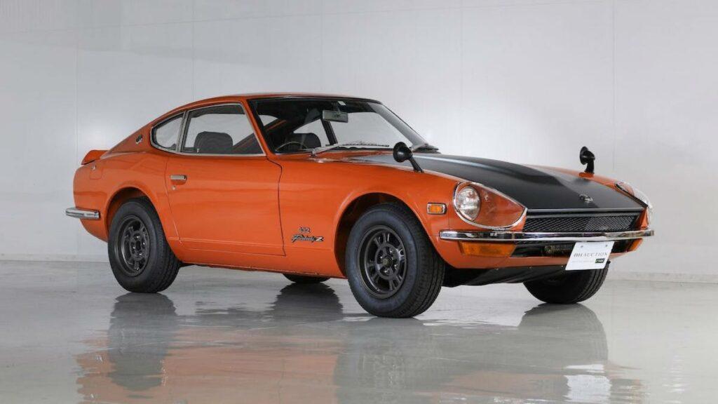 Один из самых дорогих Nissan в истории выставили на продажу