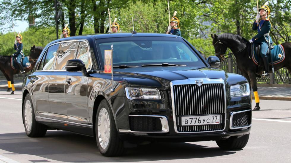Патриарх Кирилл может пересесть на автомобили проекта «Кортеж»