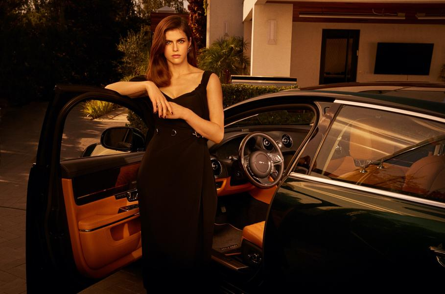 Jaguar попрощается с седаном XJ спецверсией XJ Collection