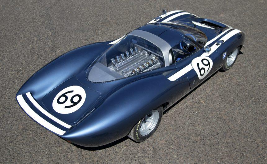 Британские специалисты возродили легендарный Jaguar XJ13 1966 года