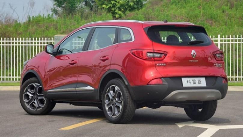 Обновленный кроссовер Renault Kadjar поступит в продажу весной