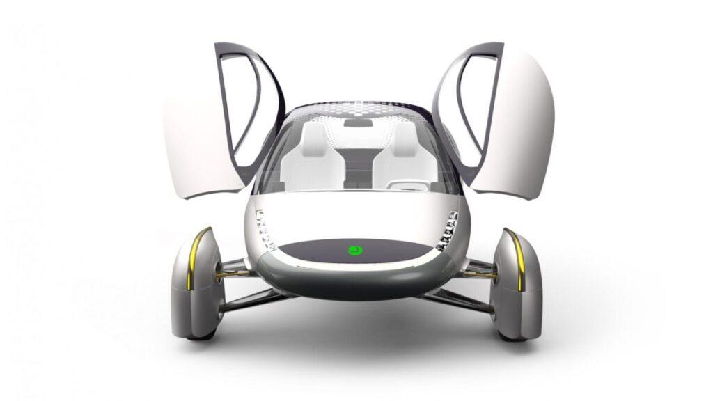 Aptera Motors выпустят электромобиль с солнечными батареями